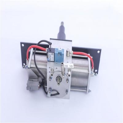 动力集中车电控气动刮雨器   型号 GZL-70